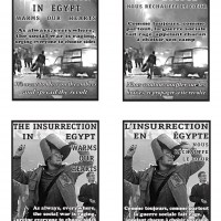 The insurrection in Egypt