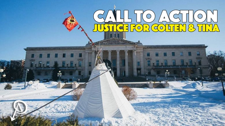 Call to Action: Justice for Colten & Tina