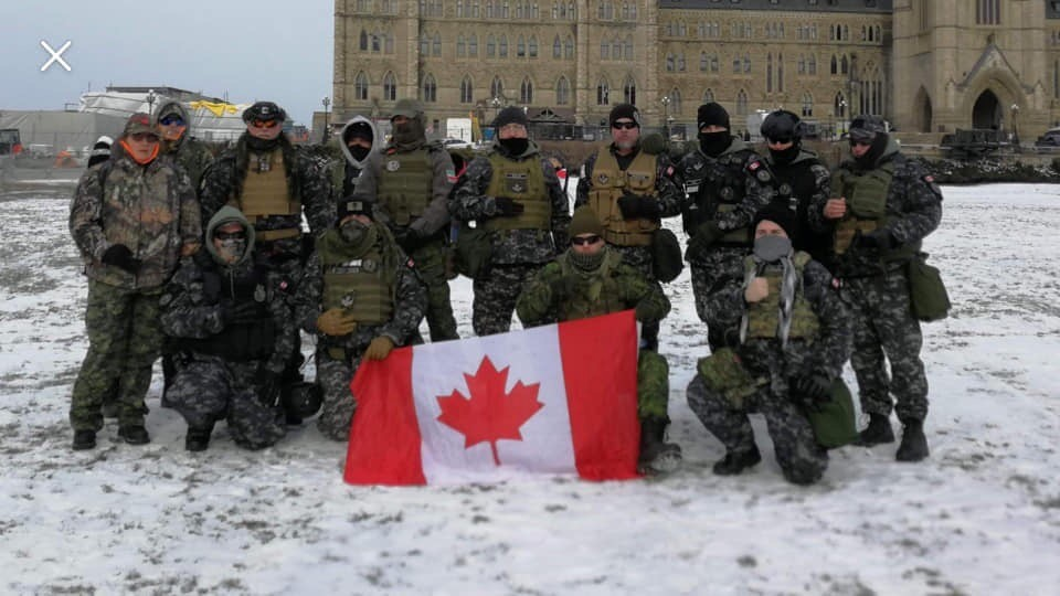 Reportback from December 8 in Ottawa