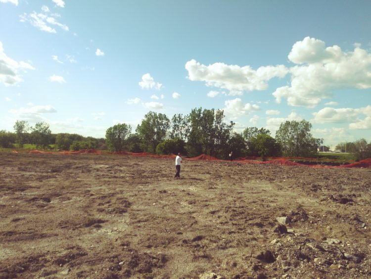 Seeds Against the New Migrant Prison in Laval