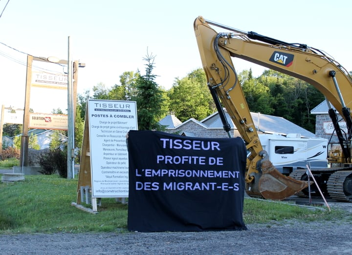 Tisseur Inc. Awarded GC Contract to Build Migrant Prison