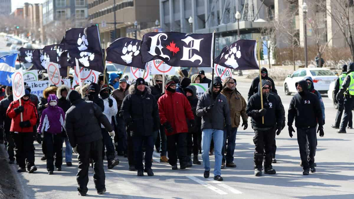 Between National Populism and Neofascism : The State of the Far Right in Quebec in 2019