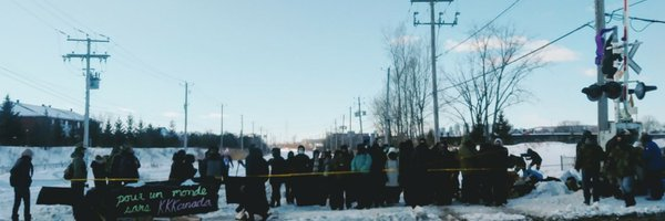 """CN Rail Lines Blocked on South Shore of """"Montreal"""" - Public Call for Reinforcement!"""