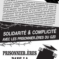 Solidarity and complicity with the G20 prisoners