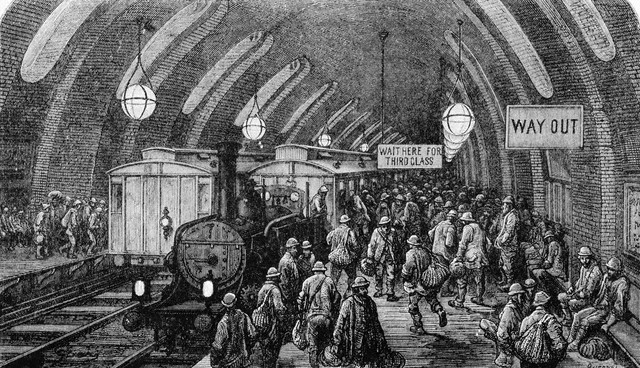 Railroad sabotage during big capitalist conference in Montreal