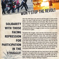 The state's laws & the cop's clubs won't stop the revolt