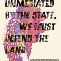 We must defend the land