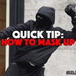 Quick Tip: How to Mask Up