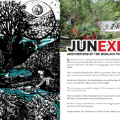 New publication - Junexit: Another end of the world is possible
