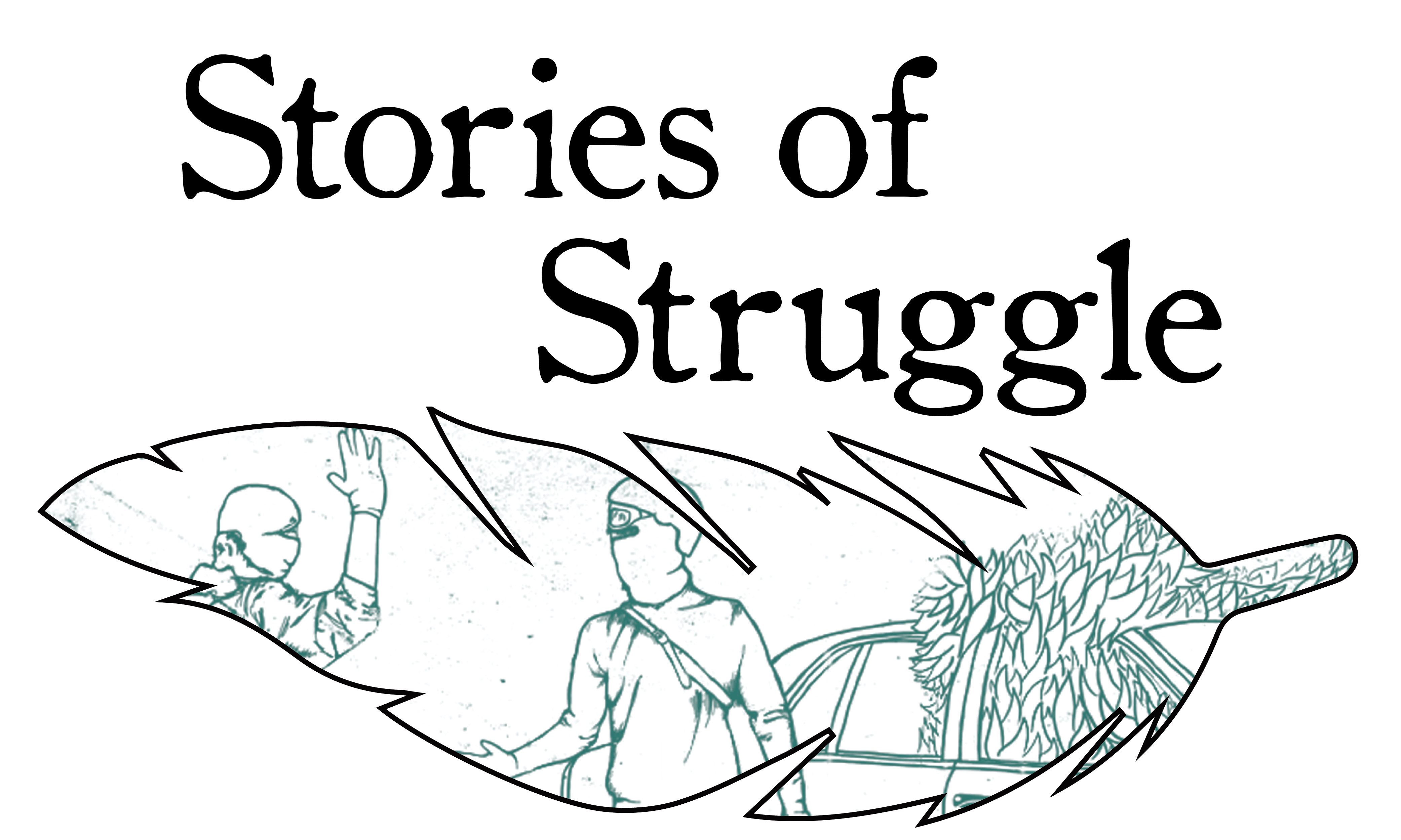 Stories of Struggle: Riots and Eagles - My World Opened