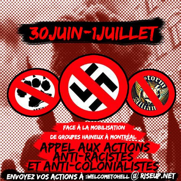 Journée d\'action contre le racisme et le colonialisme