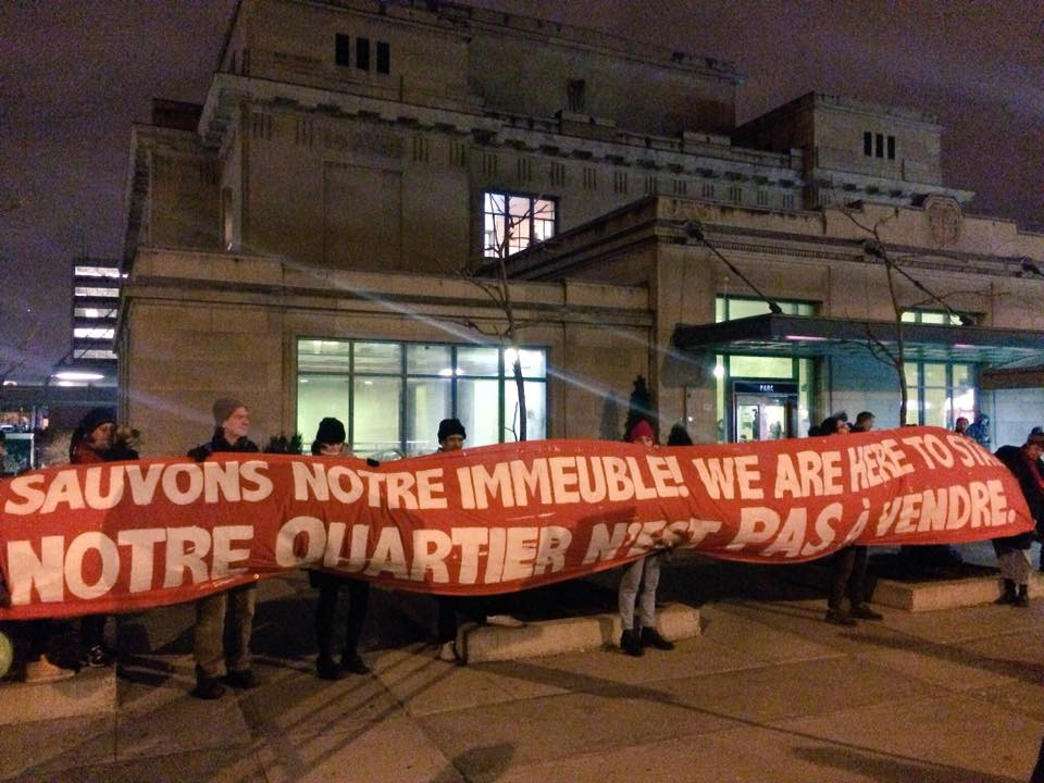 Parc-Extension Residents and Housing Activists Brave Violence at the Hands of BSR Group to Fight Gentrification