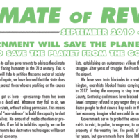 Climate of Revolt