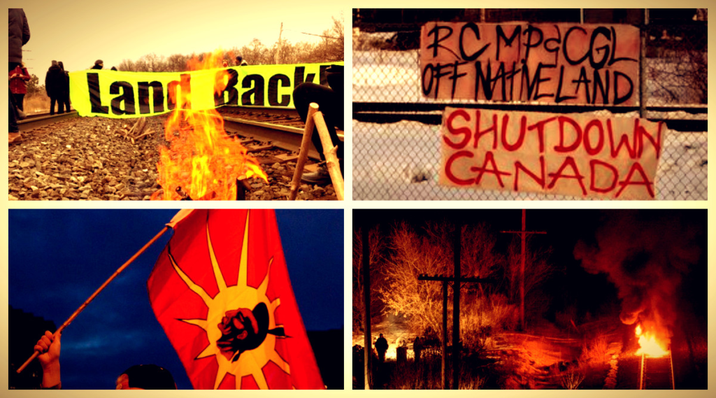 Statement of Solidarity with the Wet'suwet'en and Their Resistance Against Colonial Aggression