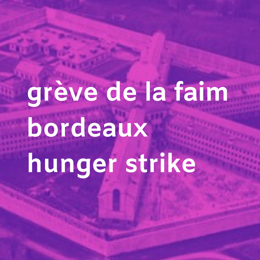 Noise Demos Outside Montreal-Area Prisons Following Death of Prisoner and a Hunger Strike