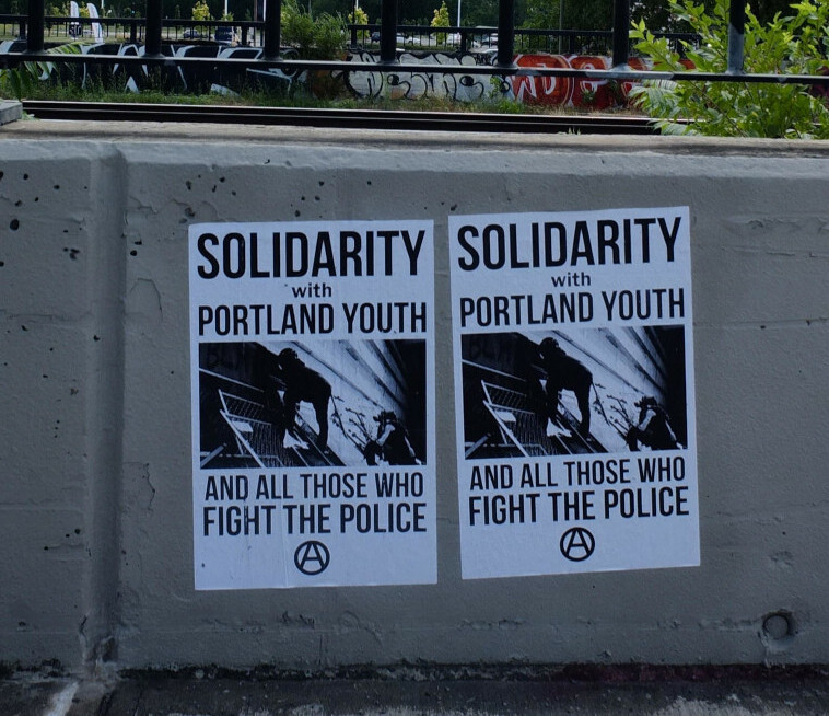 Solidarity with Portland Youth