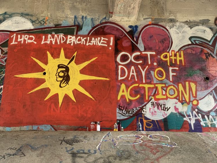 Haudenosaunee Land Defenders Call for an End to Criminalization of Land Defenders: Day of Solidarity October 9th