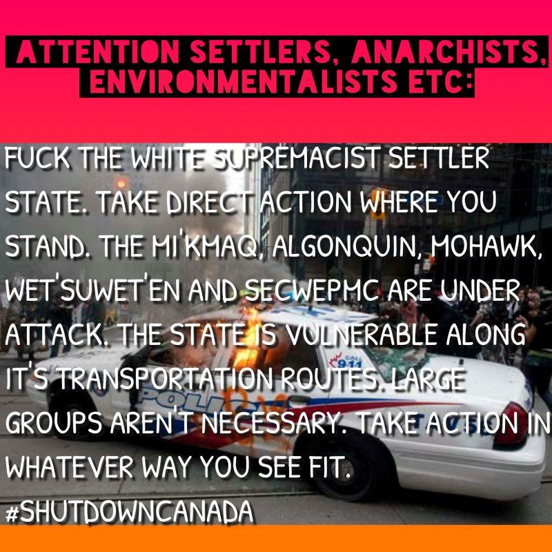 Shut Down Canada