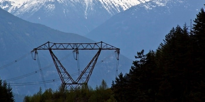 BC: Power Lines Feeding LNG Facility Sabotaged -- A statement from a few who aim to shut down Canada