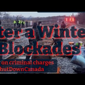 After a Winter of Blockades
