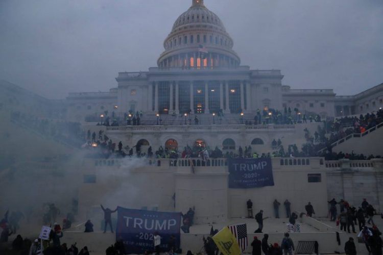 On the Permitted Fascist Temper Tantrum That Caught the World's Eye: An Anarchist Response to the January 6th Melee in DC