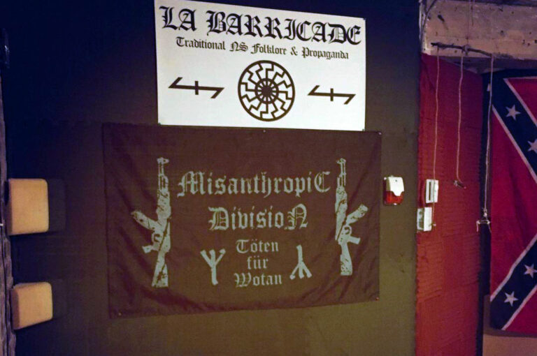 The La Barricade Label and Misanthropic Division Vinland: An International Neo-Nazi Vehicle in Québec