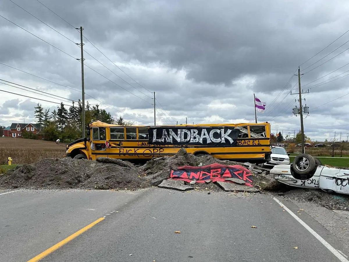 Day 200 - 1492 Land Back Lane Update from Skyler