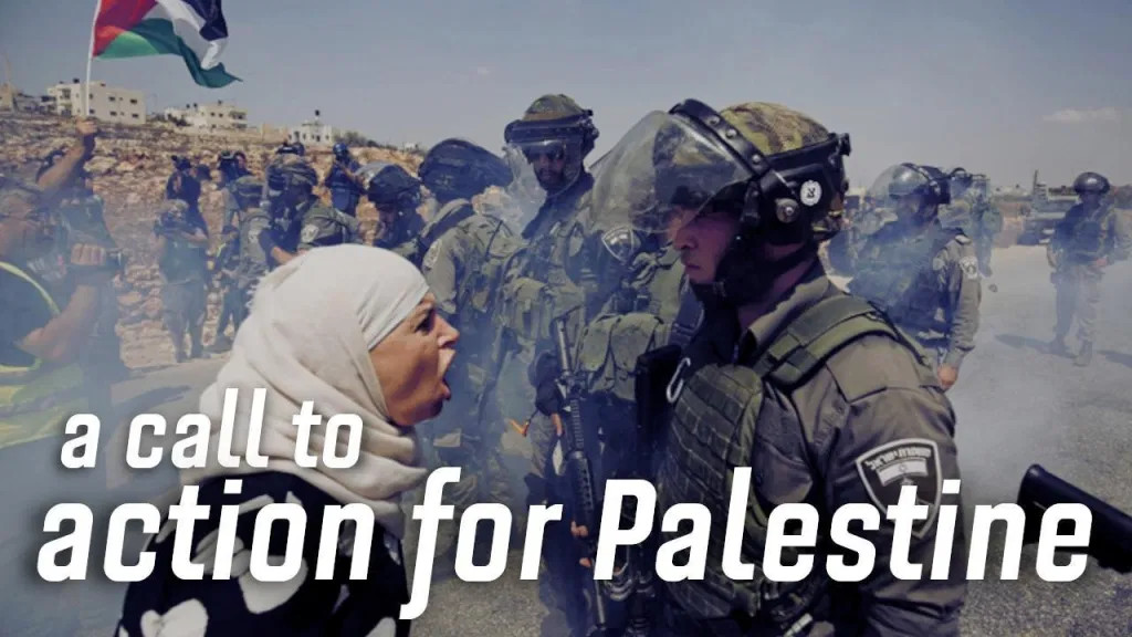 Call to Action For Palestine