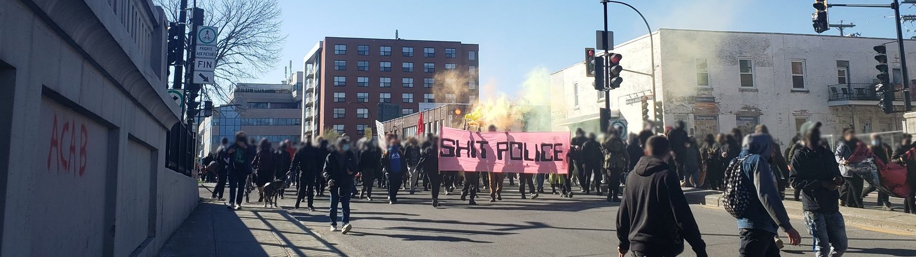Leaving the SPVM Behind to Attack a High-Tech Hub: A Promising Anti-Capitalist May Day
