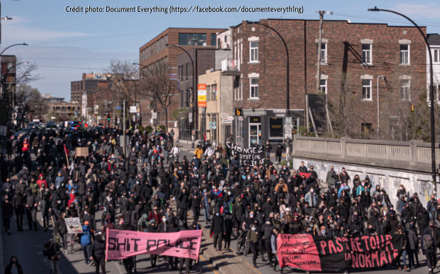 Anticapitalist May Day 2021: No Old Normal, No New Normal!