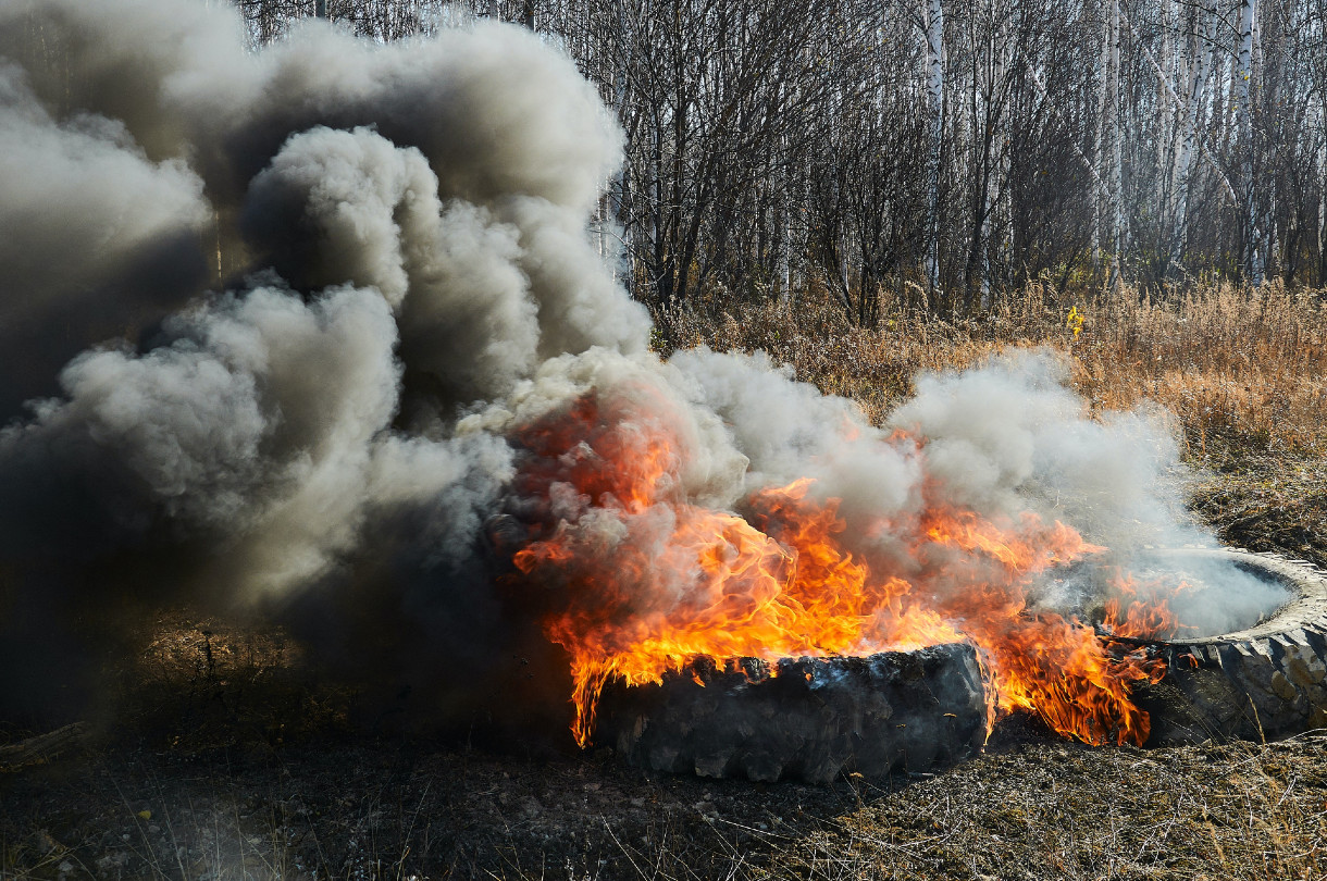 Canadian Tire Fire: A New Weekly Roundup of Anarchist News from So-Called Canada