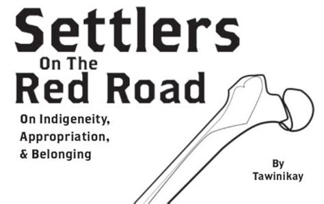 From Embers: Settlers on the Red Road