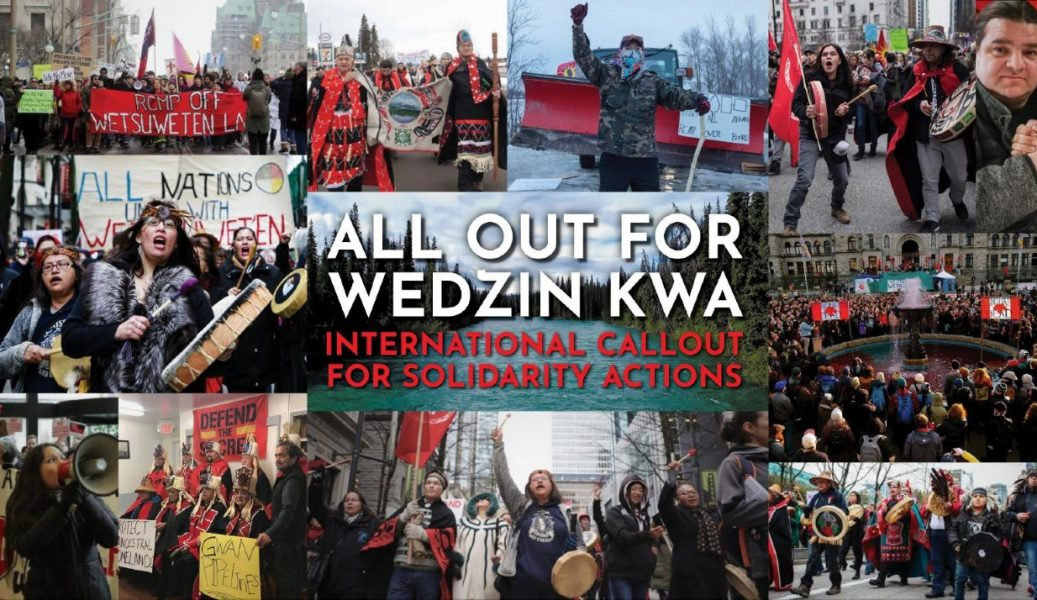 #AllOutForWedzinKwa: Call for a Week of Action October 9th-15th